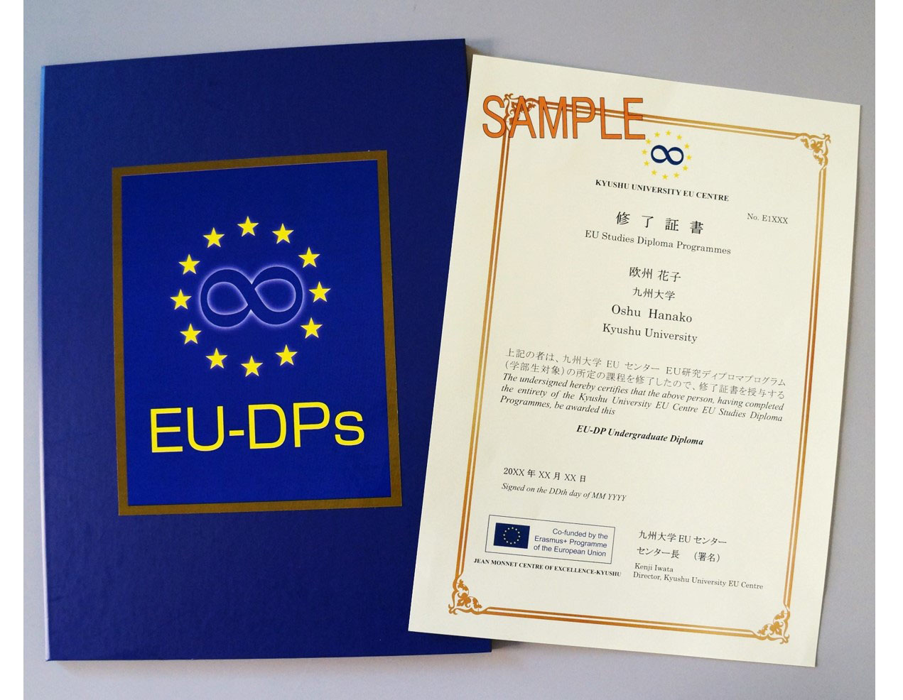 eu centre kyushu the european union studies diploma programmes eu dps provide students of kyushu university opportunities to study about the eu and eu member states